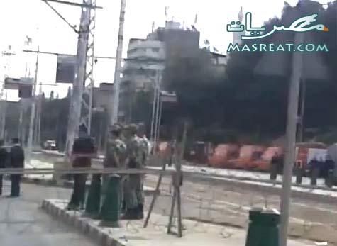 اخبار مظاهرات قصر الاتحادية الان - اخر احداث مقر الرئاسة اليوم