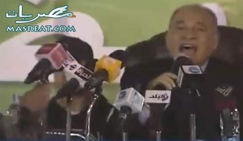 فيديو محاولة اغتيال رئيس نادي القضاة المستشار احمد الزند اليوم