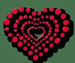 صورة عيد الحب قلوب صغيرة