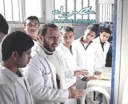 نتيجة الدبلومات الثانوية الفنية الصناعية 2019 نتائج الشهادة الثانوية المهنية الفنية