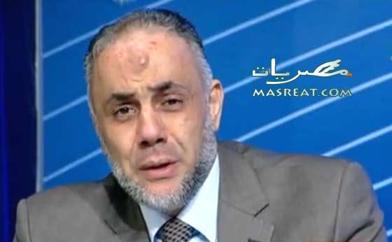 يوتيوب لحظة القاء القبض على الشيخ خالد عبد الله واغلاق قناة الناس
