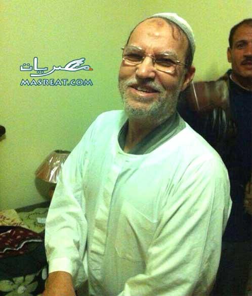 بالصور لحظة القاء القبض على عصام العريان قبل موعد محاكمة مرسي