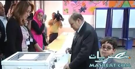 تاريخ موعد انتخابات الرئاسة في الجزائر 2014