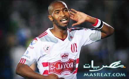 عودة شيكابالا الى نادي الزمالك تحت قيادة المدرب احمد حسام ميدو
