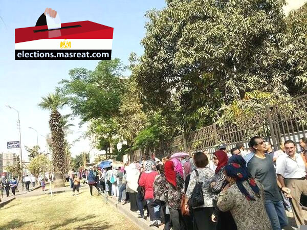 اخر اخبار انتخابات رئاسة الجمهورية المصرية