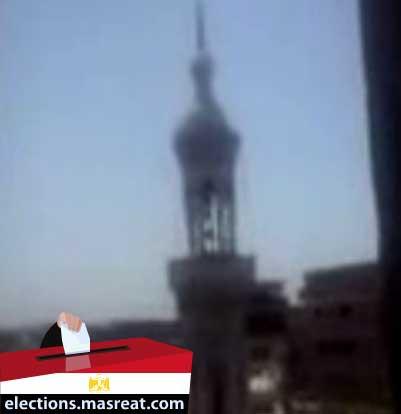 امام مسجد يدعو على الناخبين بسبب الانتخابات الرئاسية في مصر
