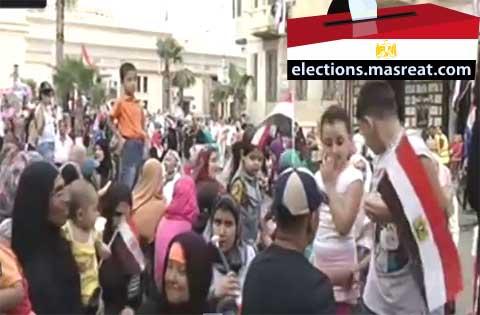 اللجنة العليا لانتخابات الرئاسة 2014
