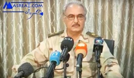 اخر اخبار احداث ليبيا 2014 اليوم وعملية الكرامة بقيادة اللواء خليفة حفتر