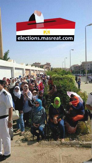 اخر اخبار انتخابات الرئاسة في مصر اليوم