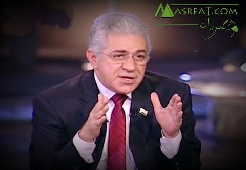 بيان حمدين صباحي حول نتيجة الانتخابات الرئاسية 2014