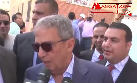 عمرو موسى رئيساً لمجلس النواب البرلمان المصري الجديد