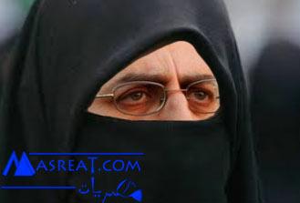 بالفيديو القبض على الشيخ احمد الاسير بزي امرأة هارباً الى مصر