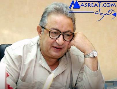 وفاة الفنان نور الشريف اليوم بعد صراع طويل مع المرض