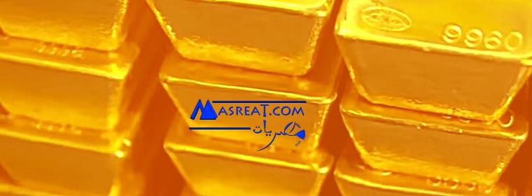 اسعار الذهب في السوق المصرية اليوم
