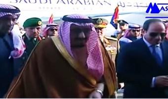 العفو عن سجناء مصريين في السعودية