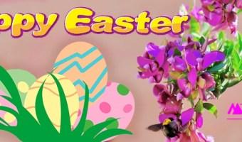 كلمات رسائل عيد القيامة المجيد 2019
