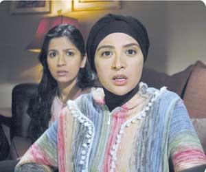 مسلسلات رمضان على مائدة الازمات و حنان ترك هانم بنت باشا
