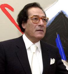فاروق حسني وزير الثقافة ومرشح اليونسكو