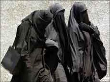 منقبات مصريات - النقاب في مصر