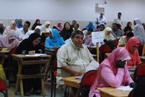 كادر المعلمين المصريين اخبار نتيجة امتحانات كادر المعلمين