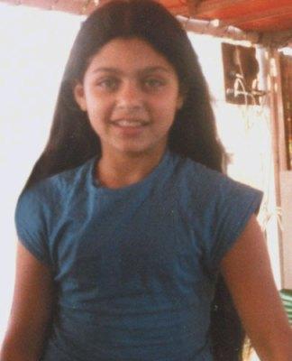 صورة هيفاء وهبي صغيرة