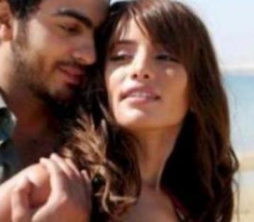 زينة مع تامر حسني