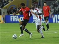 منتخب مصر للشباب رفعوا رأس الكرة المصرية