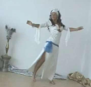 تعليم رقص شرقي | رقص منزل | فيديو | اغنية تحت الشباك