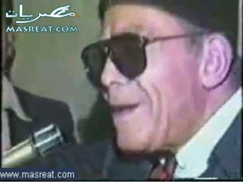 الشيخ امام عيسى في حفلة فيديو اغنية يا اسكندرية