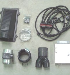 complete kits include engine computer mass air meter hoses injector o2 mass air conversion harness and instructions all kits designed for banked  [ 1280 x 960 Pixel ]