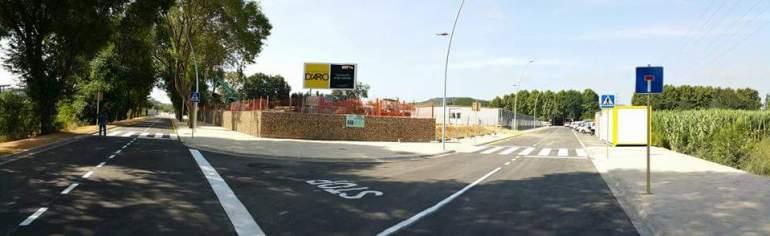 Urbanització carrers nova escola Castell d'Aro - MASSACHS Obres i Paisatge