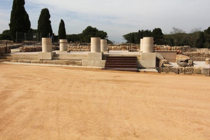 Sauló Parc - Ruines Empuries