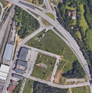 MASSACHS_Urbanització Can Turon Girona_Situació