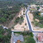 Serrasol III. Sta. Cristina d'Aro. Fase asfaltat1