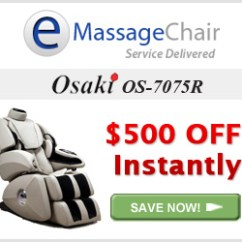 Osaki 7075r Massage Chair Gaming Review Must Read Os Coupon
