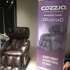 Cozzia Massage Chair Reviews Convert To Stool First Look Ec 618
