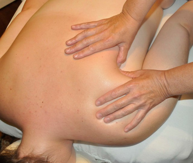 Full Body Massage Video Clip Instructional Massage Videos For Learning Massage Therapy At Home