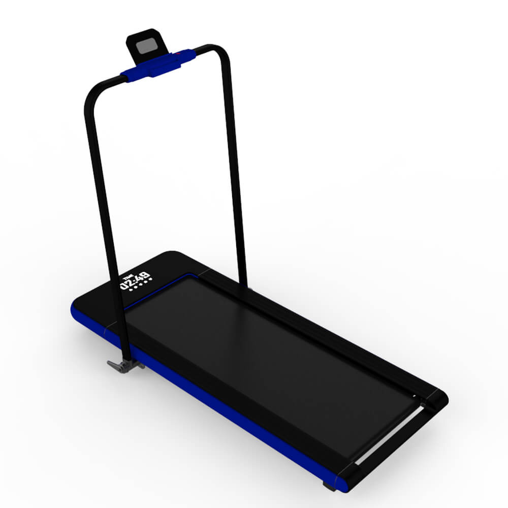 Smart Flat Body Fit Treadmill For Running