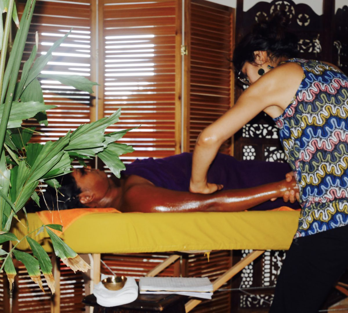 formation massages ayurvédiques