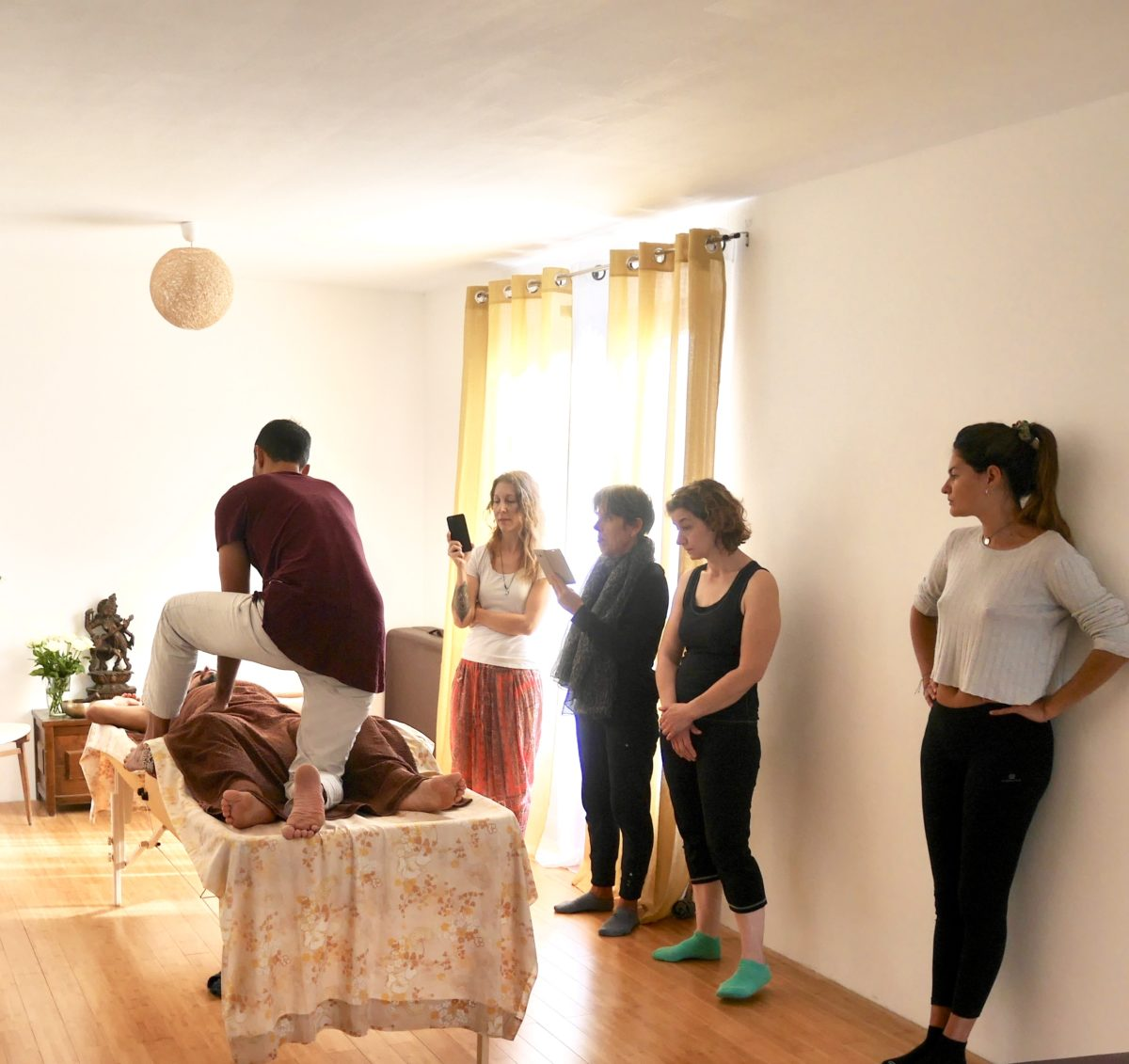 Formation massage Deep tissue Ô Banyan