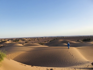 Séjour Désert Marocain