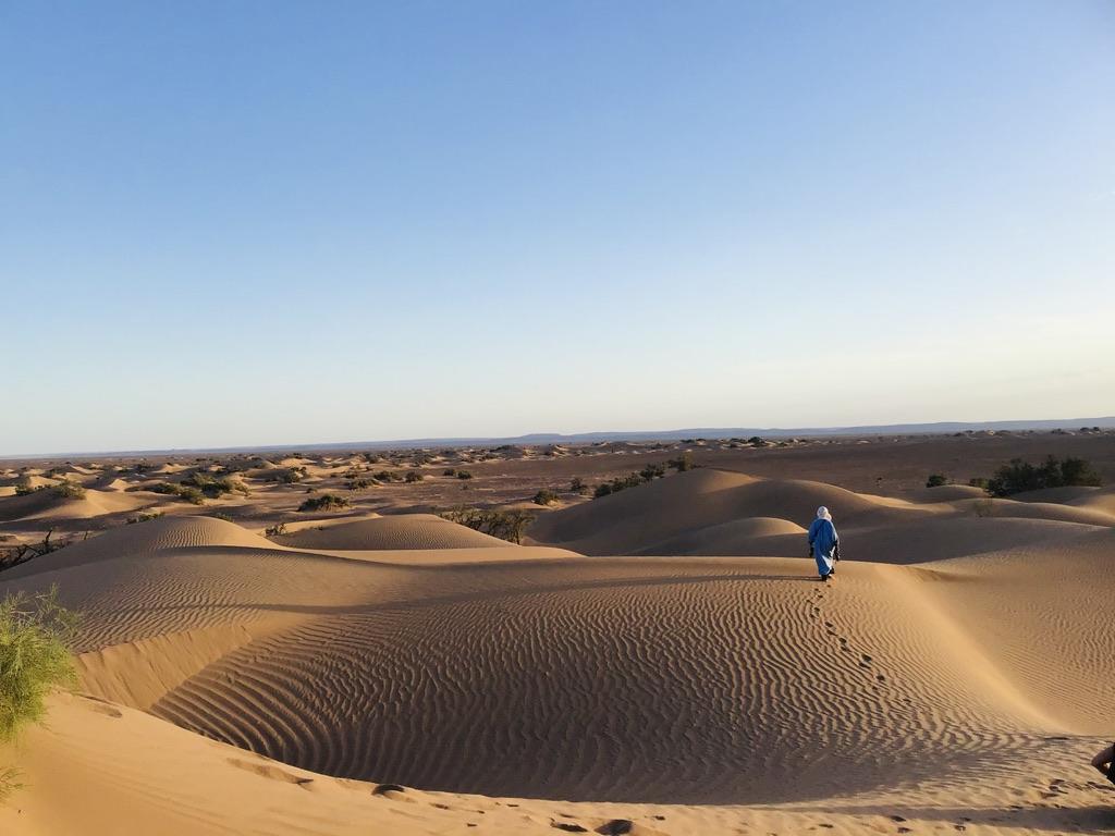 Séjour dans le desert Marocain