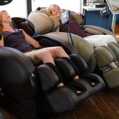 Best Zero Gravity Massage Chair Bar Height Desk Chairs Top 3 Under 600 With Heat Body Scan Technology