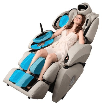 fujita massage chair review wassily brown leather kn9003 land airbags
