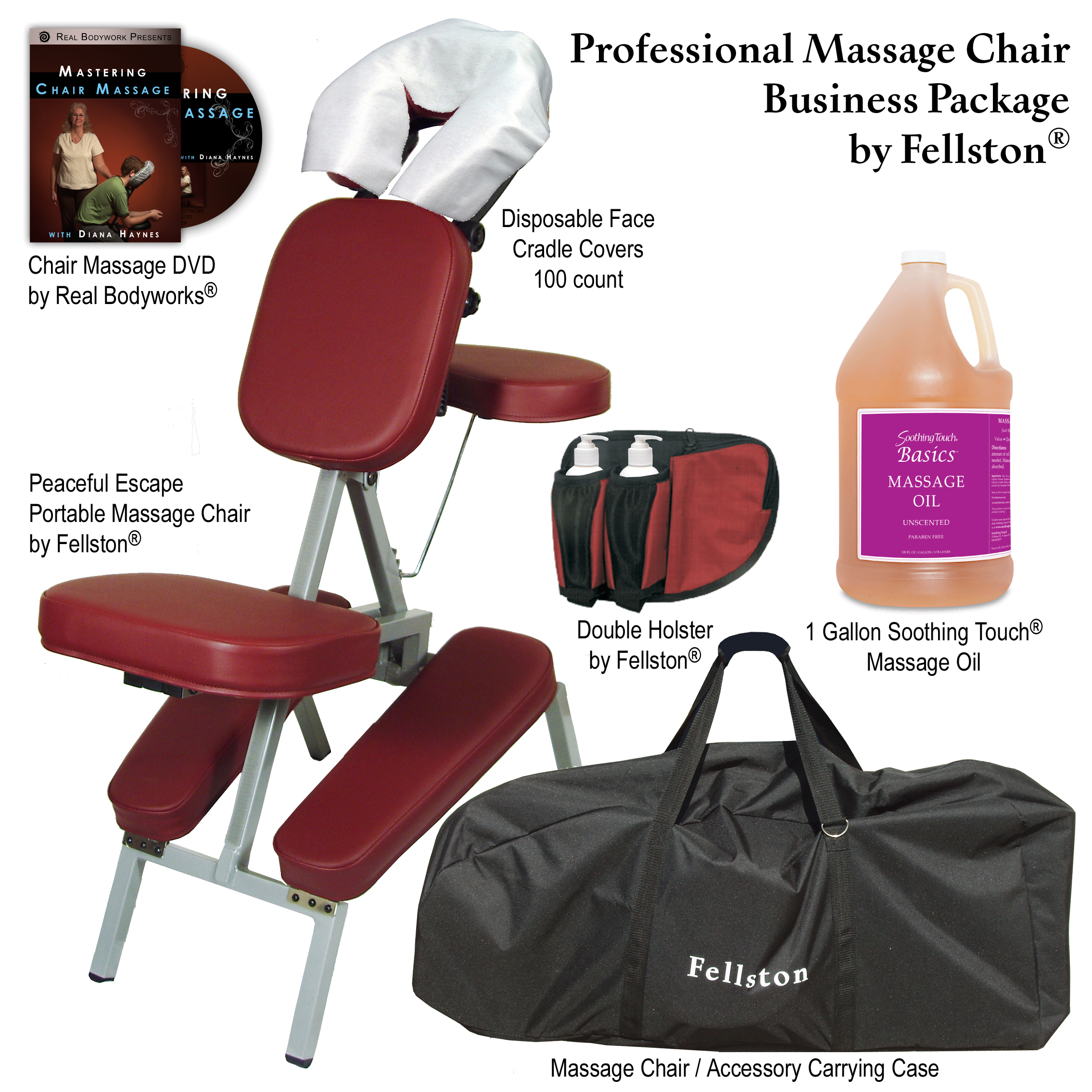 chair massage accessories sleeper canada professional business package products directory
