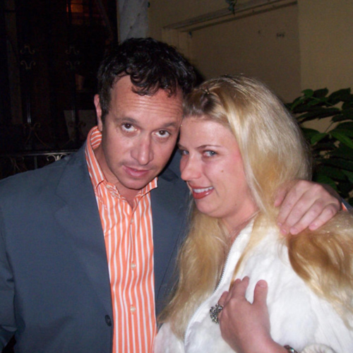 Pauly Shore Deborah Daoud Massage