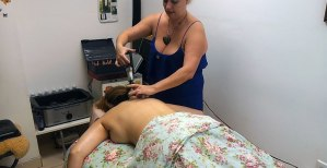 Massage In Miami Beach Cupping Video
