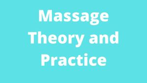 massage theory and practice