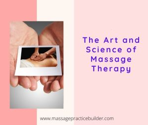 art and science of massage