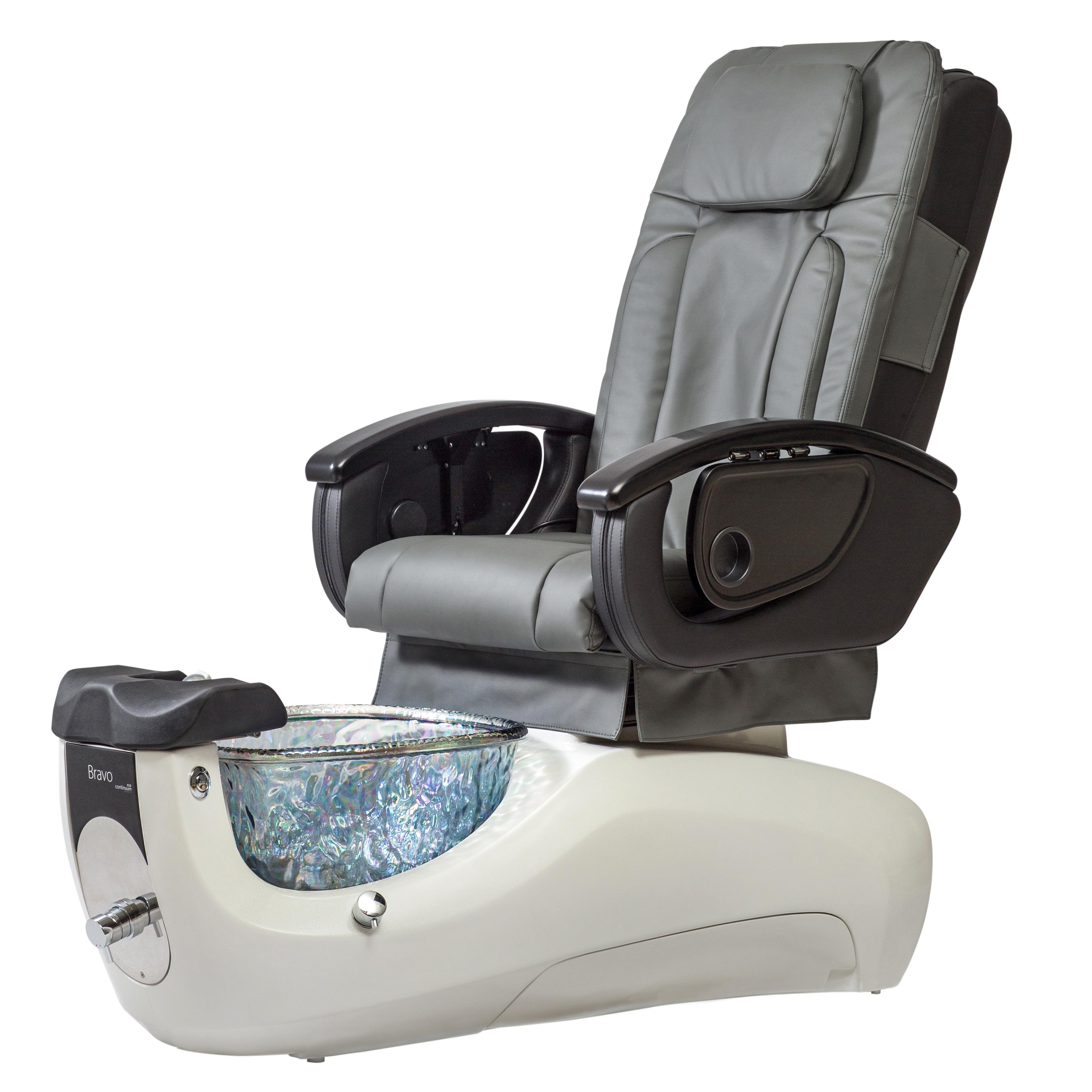 massage pedicure chair plans for adirondack rocking bravo ve spa station spas f142 continuum